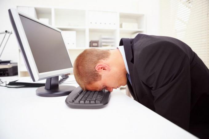 Как меньше уставать после работы