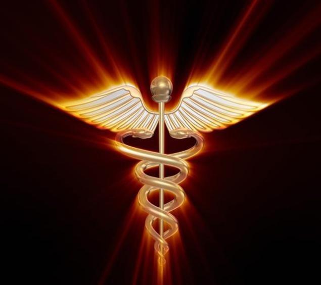 Почему змея стала символом медицины