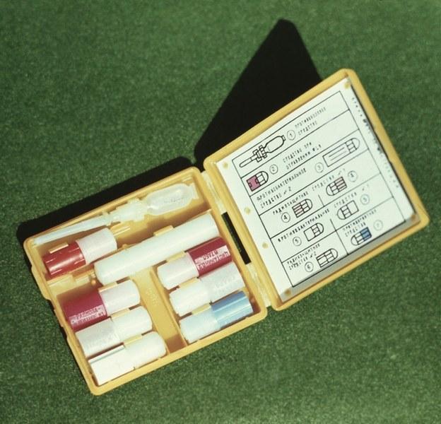 Какие препараты входят в военную аптечку АИ-1