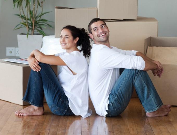 Как переехать на новую квартиру