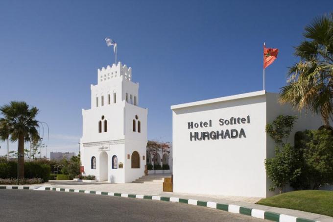 Отель Хургада