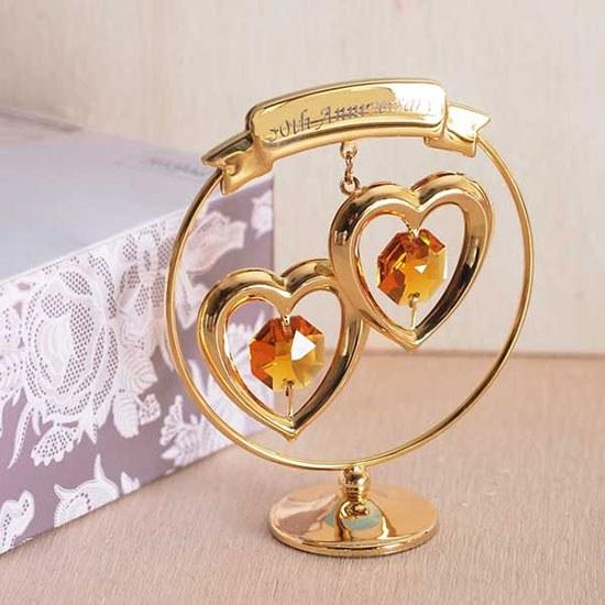 Что подарить на золотую свадьбу тем, у кого все есть