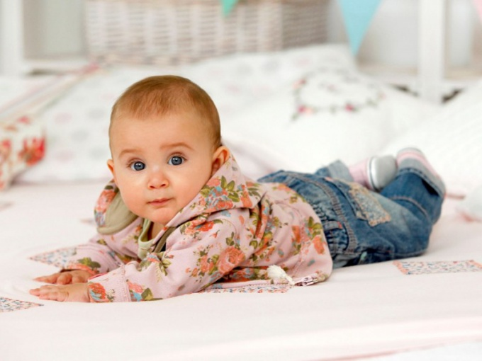 Как переодеть ребенка