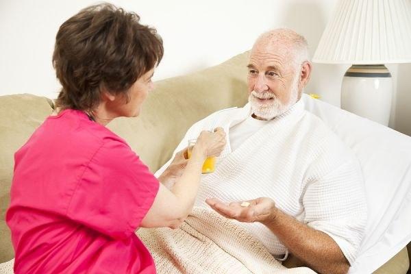 Уход за лежачим больным