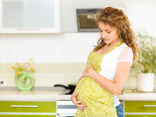 Боли в правом боку  при беременности: возможные причины