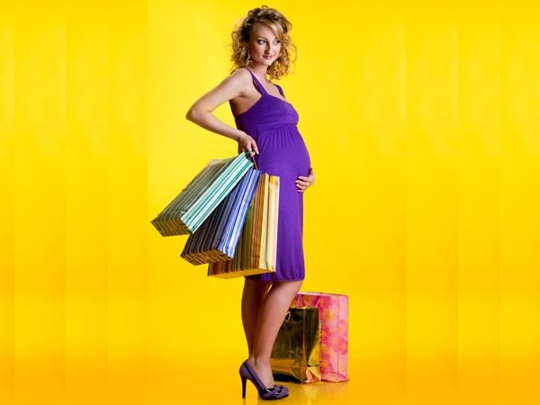 What can you give a pregnant woman for birthday