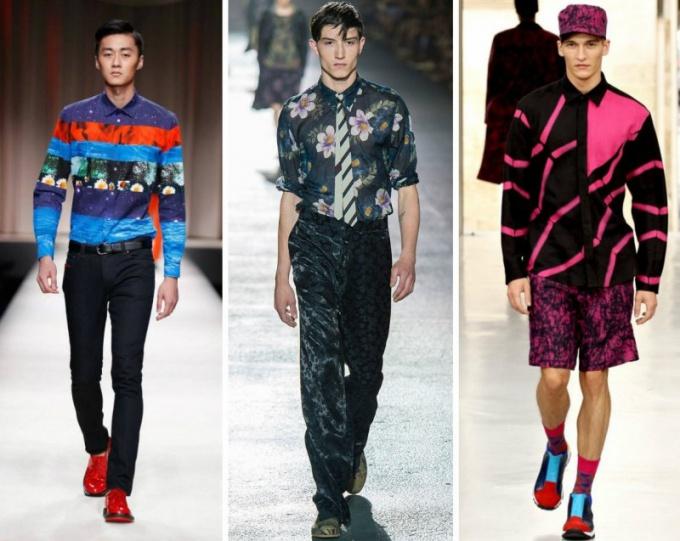 Мужские рубашки: модные тренды