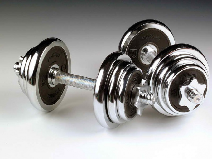 How to rock out with free weights correctly and effectively