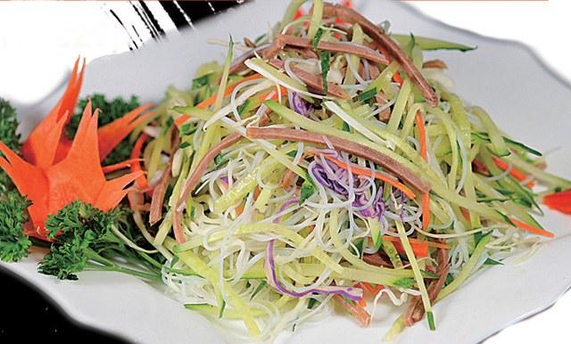 Салат по китайски рецепт