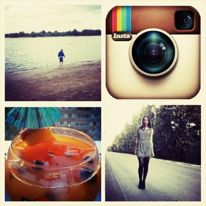 Как в инстаграме сделать фото популярным