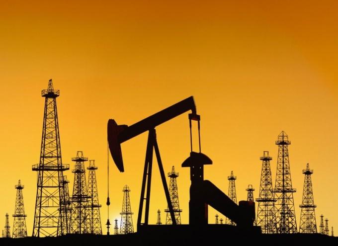 Главные нефтедобывающие страны мира