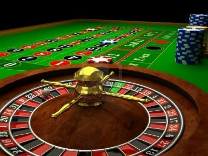 Как работает казино