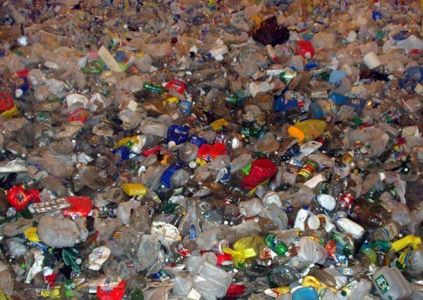 Как перерабатывается мусор