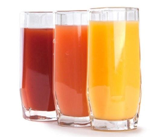 Рацион кормящей мамы:  соки