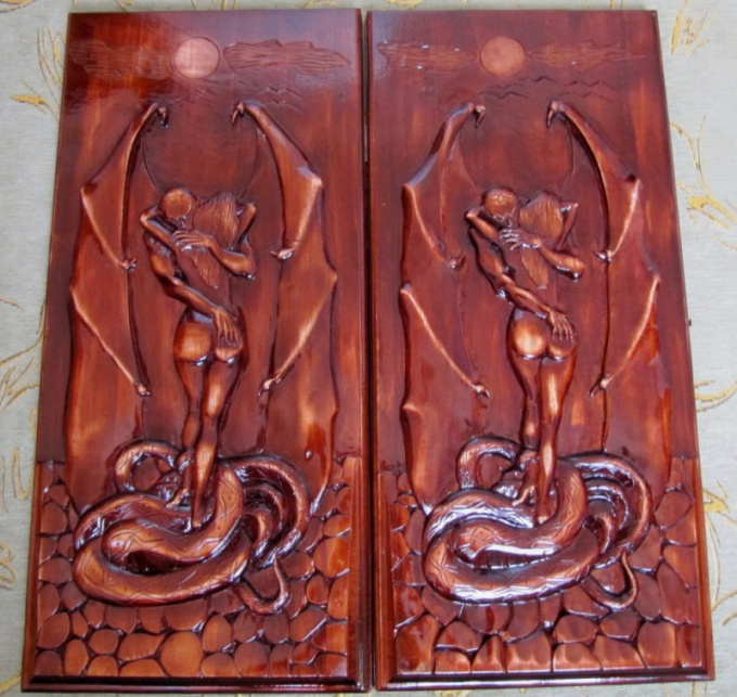 How to sell carved wood handmade