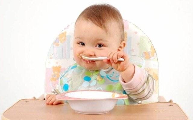 Sample menu baby 10-11 months