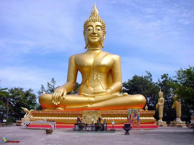 Буддизм - религия с 8 символами благоприятного предзнаменования