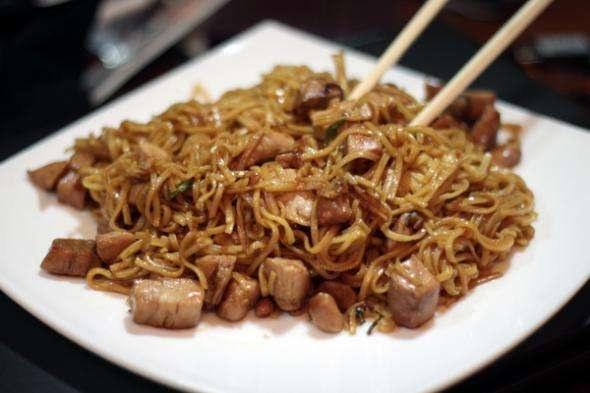 Как приготовить рисовую лапшу