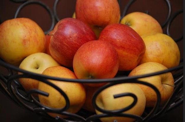 Яблоки кислых сортов