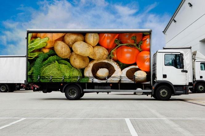 Как перевозить овощи
