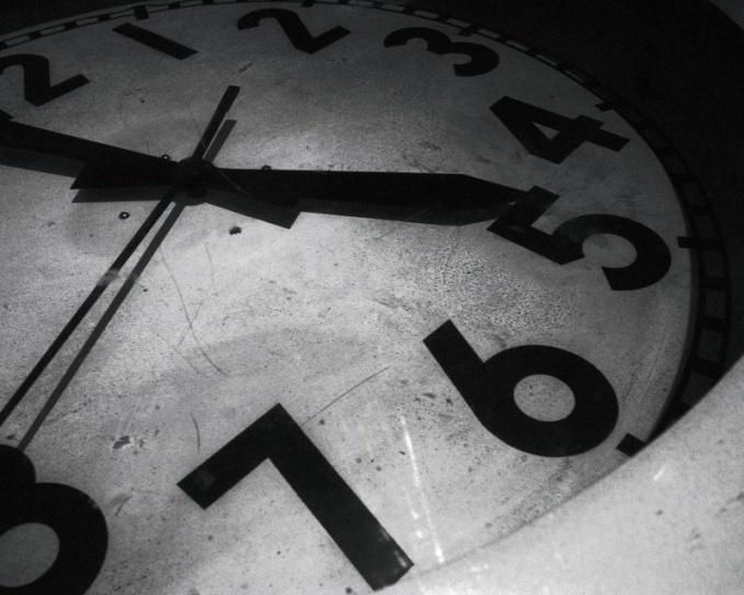 История возникновения часов