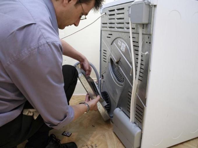 Протечка стиральной машинки - дело серьезное!