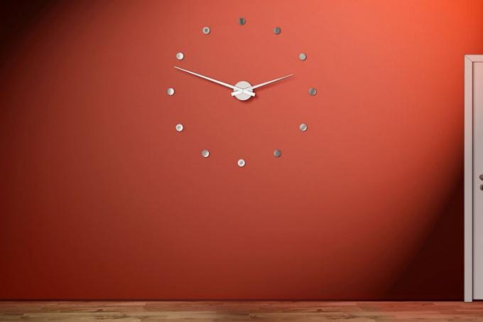 Как сделать настенные часы своими руками