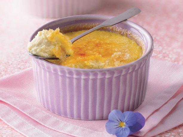 Как приготовить десерт крем-брюле
