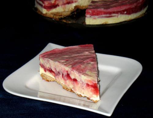 Холодный десерт с печеньем рецепт