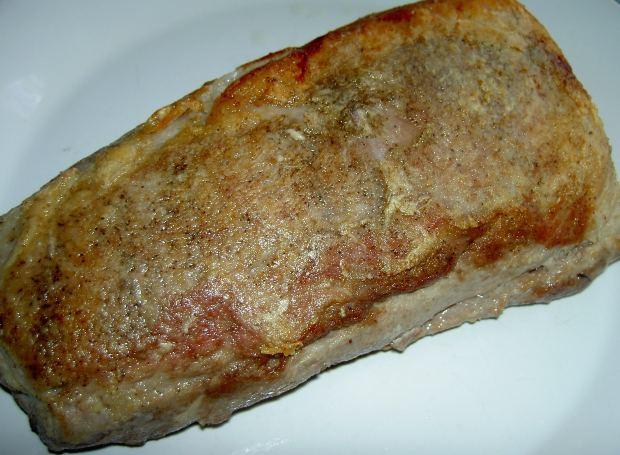 рецепт свиной грудинки в духовке фото