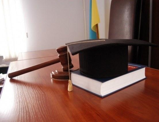 Юристы во время процесса