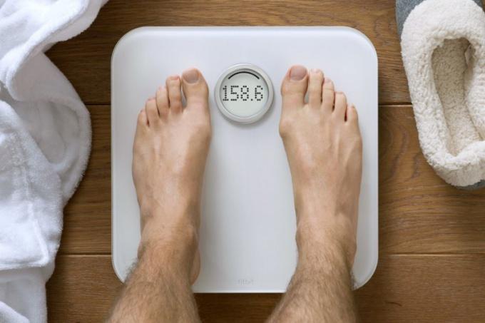 на сколько худеют при правильном питании