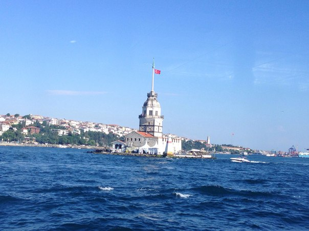 Места, которые необходимо увидеть в Стамбуле