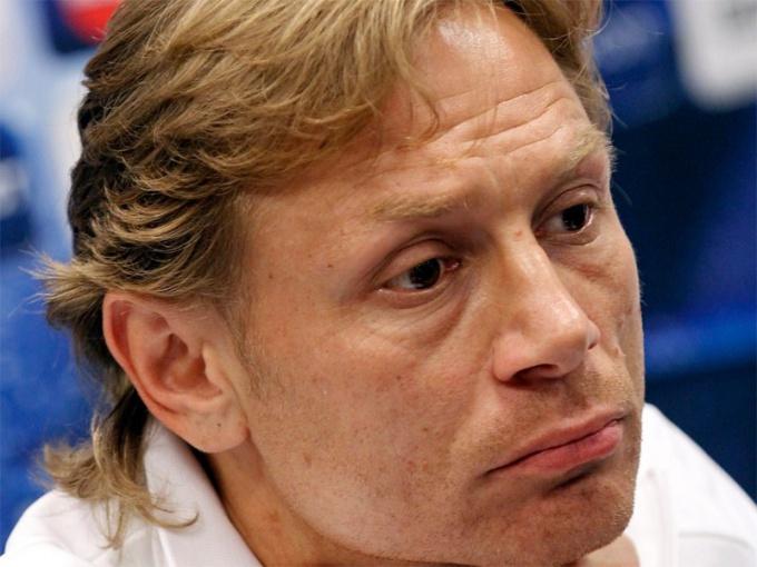 Спартаковцу Валерию Карпину удавалось совмещать должности генерального менеджера и тренера