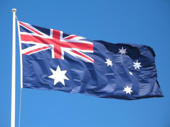 Австралия - бывшая колония Великобритании
