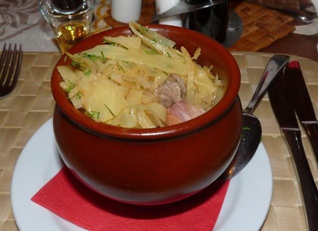 Что можно приготовить из капусты и мяса