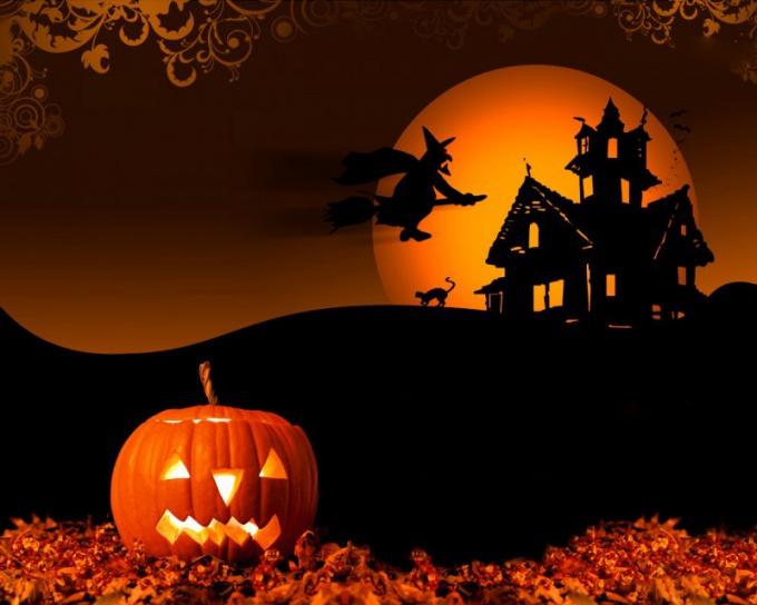 Хэллоуин - традиции и обычаи