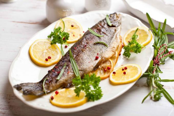 Рыба в фольге: секреты приготовления  в 2018 году