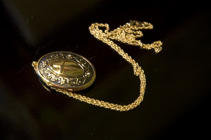 Как распутать золотую цепочку