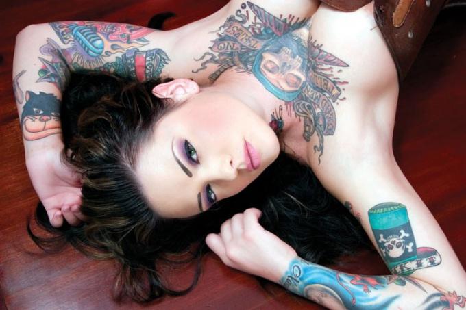 Существует много способов удаления тату