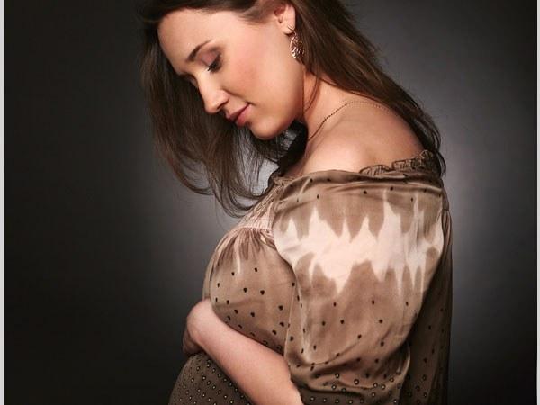 Платья для беременных на осень: стильные и удобные фасоны