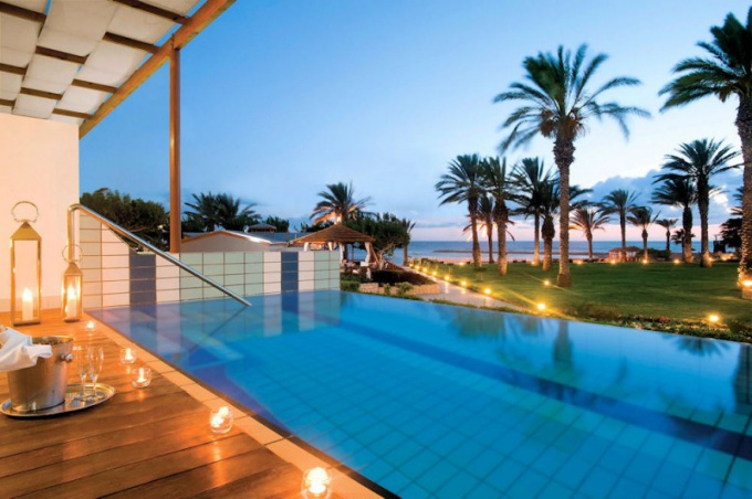 Cyprus hotels with a private beach: a brief overview