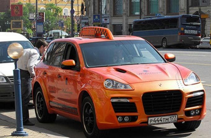 Работа в такси: плюсы и минусы