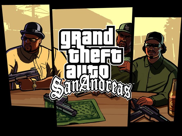 In GTA san andreas recruit gang