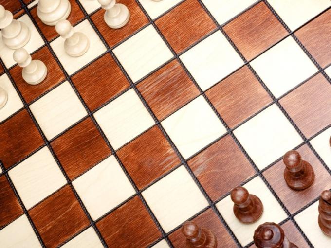 Древние настольные игры имели сходство с шахматами и нардами