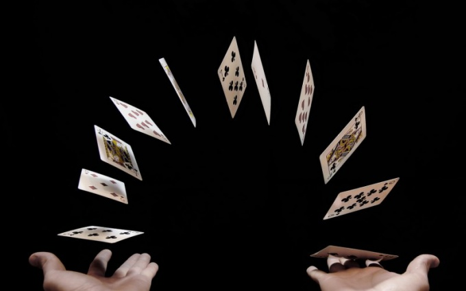 What are some card tricks for beginners
