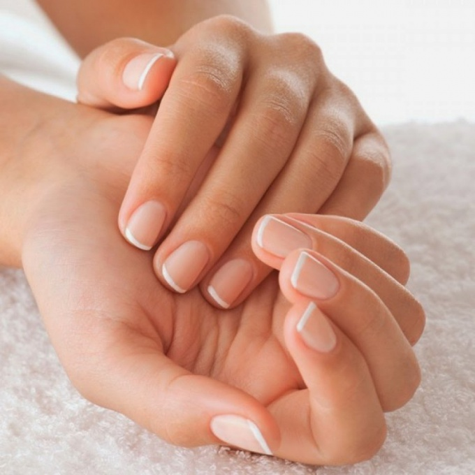 How to soften the skin of the nail cuticle