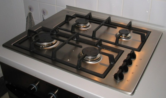 Как почистить кухонную индукционную плиту