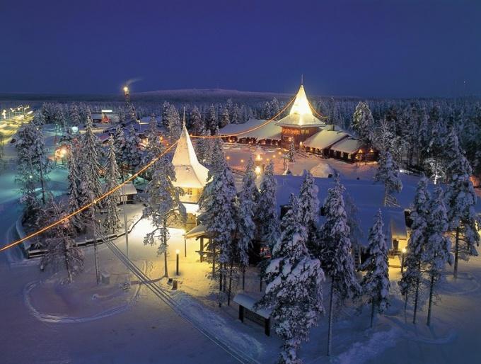 Лапландия - край чудес и вечного Рождества