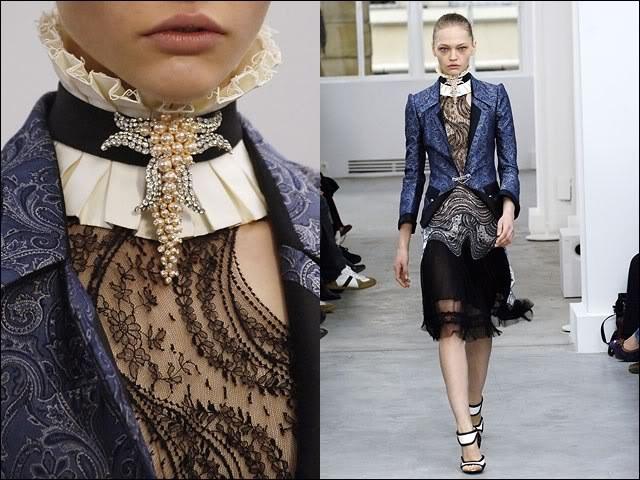 Особенности викторианского стиля в одежде